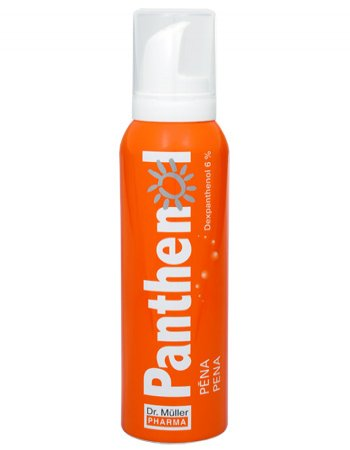 Panthenol pěna 150 ml